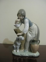 """LLADRO Figurine Caress and rest #1246 Retired Mint 8"""" - $257.40"""