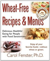 Wheat-Free Recipes and Menus [Paperback] by Carol Fenster - $4.90