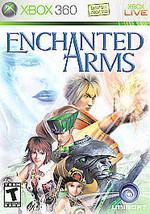 Enchanted Arms (Microsoft Xbox 360, 2006) +GRAPHIC NOVEL - $8.02