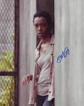 Sonequa Martin Green In Person Authentic Autographed Photo Coa Twd Sha #21877 - $60.00