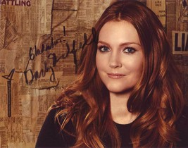 Darby Stanchfield In-person AUTHENTIC Autographed Photo COA Scandal SHA #21952 - $70.00
