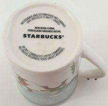 Starbucks Mug Cup 2011 Holiday Christmas Coffee Tea Red Airplane Dog Sled image 5