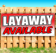 LAYAWAY AVAILABLE Advertising Vinyl Banner Flag Sign Many Sizes Availabl... - $14.24+