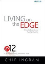 Living on the Edge (Formally R12) [CD] [Audio CD] by Chip Ingram - $24.70