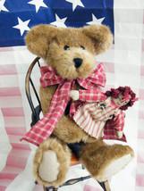 "Boyds Bears ""Windsor & Sarasota""   14"" Qvc Exclusive   #C49881  Nwt  1998 - $49.99"