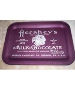 Hershey's Chocolate Tin Plates - $35.00