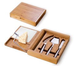 Soiree - Cheeseboard W/Wire And Tools Rectangular - £45.76 GBP