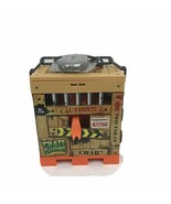 Crate Creatures Surprise! CHAR 45 Interactive Monster Toy In Cage New Orange - $27.15