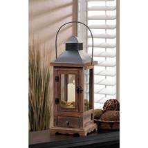 Mount Vernon Wooden Lantern - $50.00