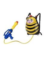 Water Gun Backpack Blaster Kids Shooter W Tank Bumblebee Squirt Toy Back... - $24.25