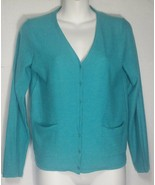 Eileen Fisher Featherweight Cashmere Cardigan Sweater Petite Small PS NWT - $98.99