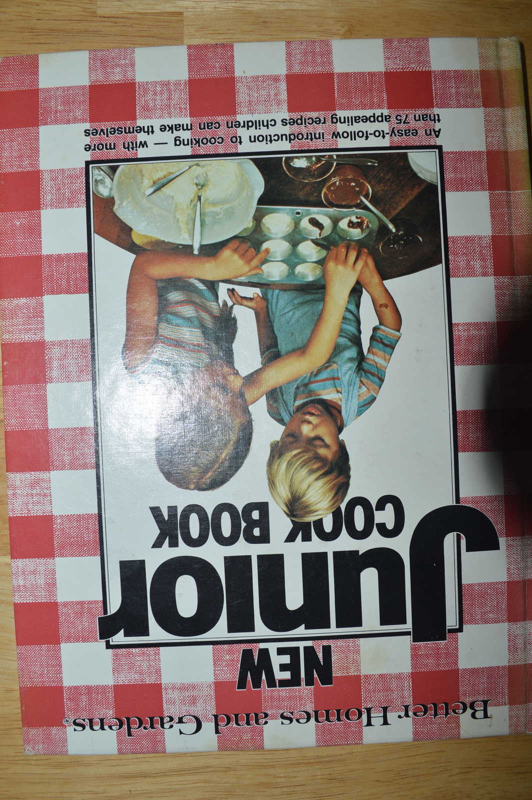 Better Homes And Gardens New Junior Cookbook 1979 Cookbooks