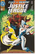 DC Justice League International Lot #52 & 54 Cult Of Death The Devil Within - $3.50
