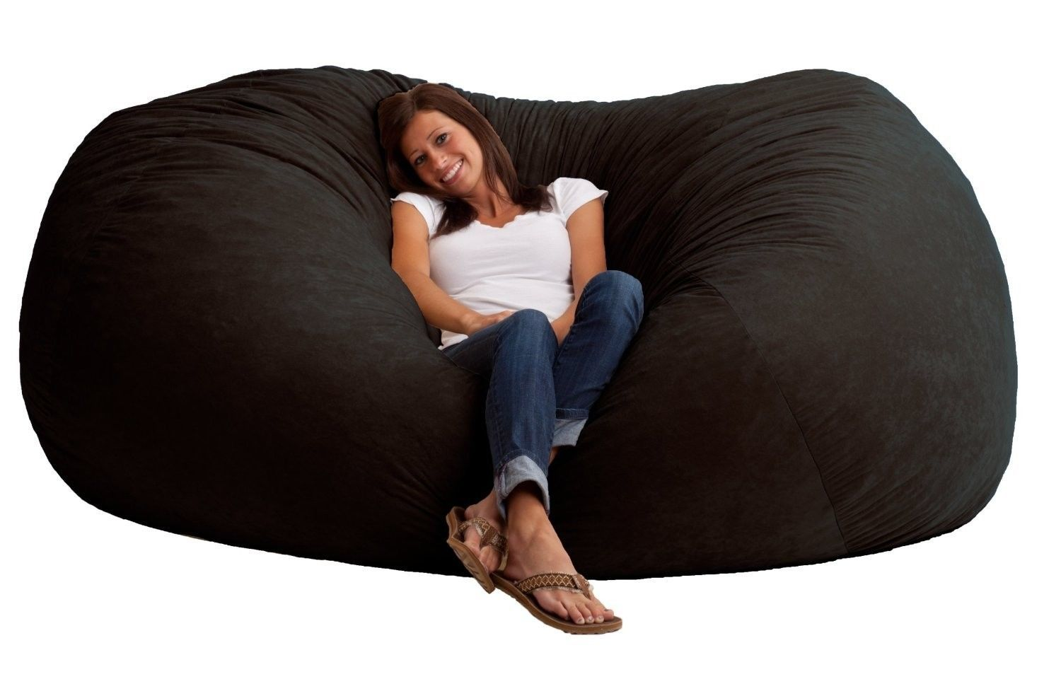 Giant Bean Bag Chair 7 Foot XXL Fuf In And 50 Similar Items