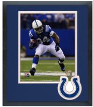 Trent Richardson 2014 Indianapolis Colts - 11 x 14 Team Logo Matted/Fram... - $836,92 MXN