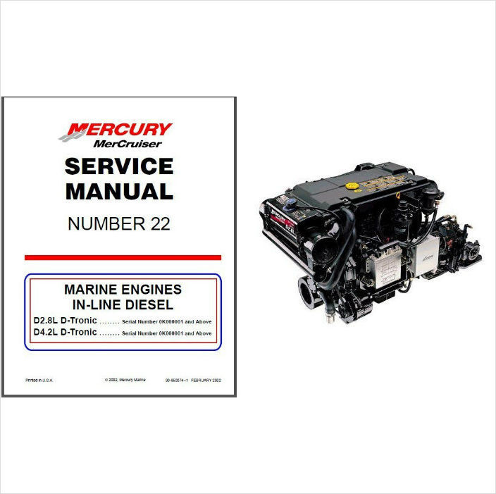 mercruiser 22 d2 8l d4 2l d tronic in line and 42 similar items rh bonanza com Mercury Outboards Manuals Mercruiser Manuals PDF