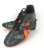 Puma Complete TFX Sprint III 3 Track & Field Mens Shoes Size 12 Spikes R... - $49.49