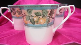 Mikasa sunshine orchard cups HK702 set of three cups replacements - $29.99