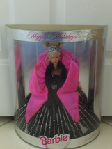 1998 Happy Holiday Barbie Doll Special Edition Mattel - $24.07