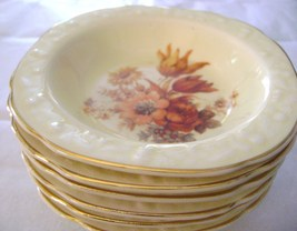 Vintage Crooksville China Company Berry Bowls - $20.00