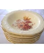 Vintage Crooksville China Company Berry Bowls - $20.00
