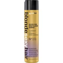 Sexy Hair Blonde Bright Blonde Violet Shampoo 300ml - $35.73