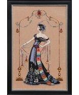 At The Met MD135 cross stitch chart Mirabilia-Nora Corbett - $13.95