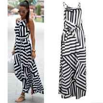 Women Sexy Summer Dress Boho Maxi Long Evening Party Dress Beach Dress Sundress  - $22.00