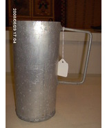 Collectible hand forged aluminum pitcher - $8.00