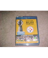SUPER BOWL XL111 CHAMPIONS PITTSBURG STEELERS BRAND NEW BLURAY DVD - $5.99