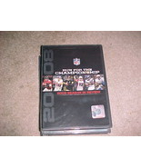 2008 NFL RUN FOR THE CHAMPIONSHIP 2008 SEASON IN REVIEW BRAND NEW DVD - $5.99