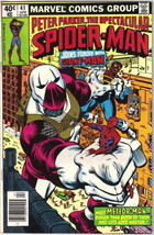 The Spectacular Spider-Man Comic Book #41 1980 FINE - $2.99
