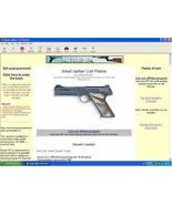 Small caliber Colt Pistols - Vest Pocket - Woodsman - Ace - $6.95
