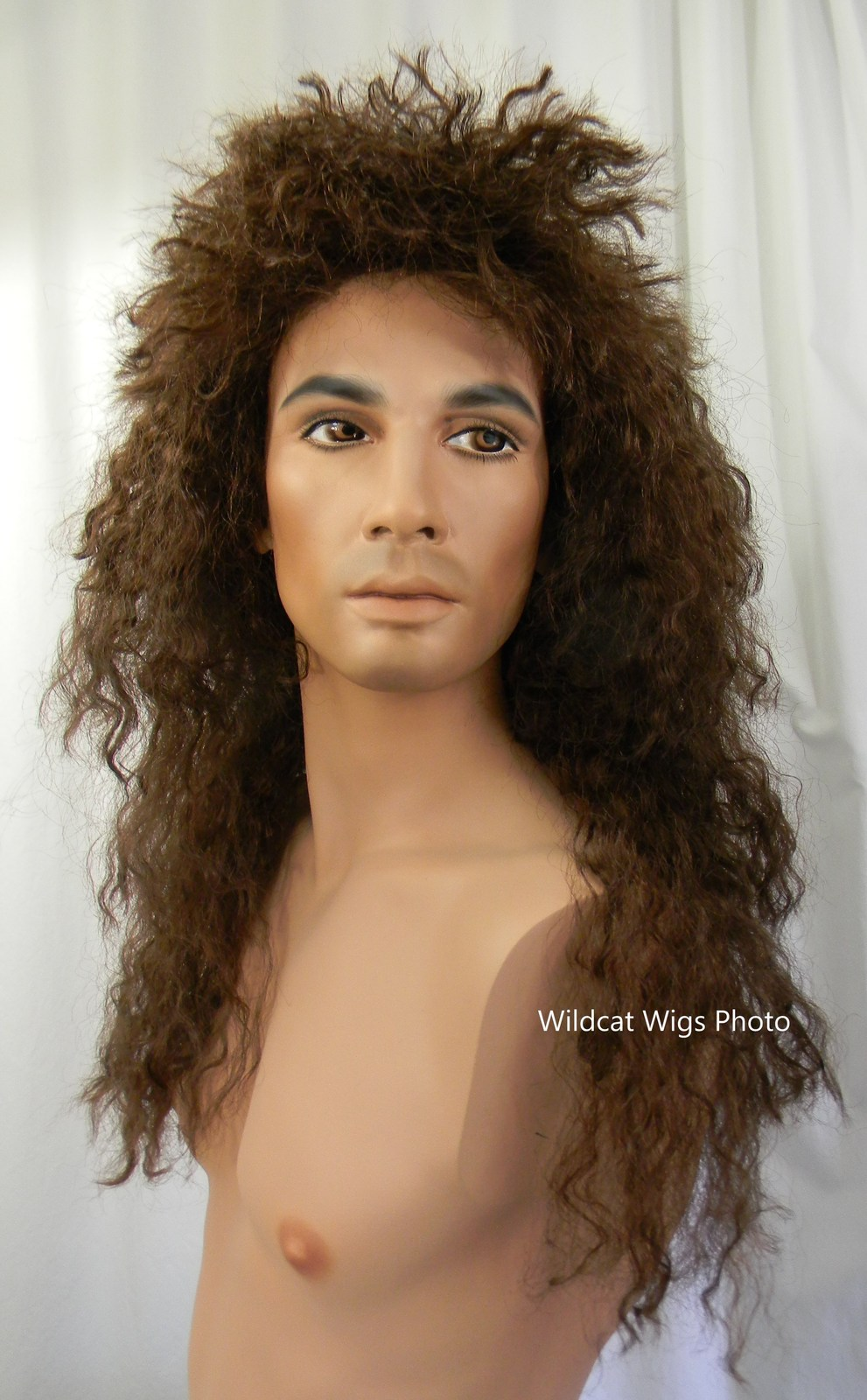 Heavy metal better costume wig unisex and 40 similar items heavy metal better costume wig unisex for men and women bon jovi publicscrutiny Image collections