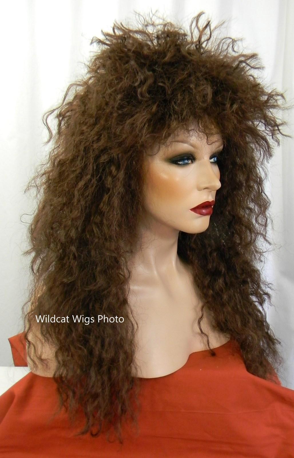 Heavy metal better costume wig unisex and 37 similar items heavy metal better costume wig unisex for men and women bon jovi publicscrutiny Gallery