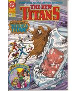 DC The New Titans Lot #85-89 Nightwing Cyborg Pantha Deathstroke Phantasm - $9.95