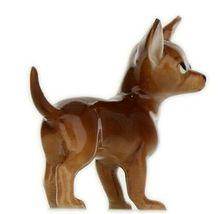 Hagen Renaker Dog Chihuahua Small Brown and White Ceramic Figurine image 9