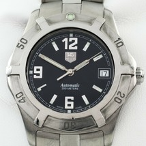 Tag Heuer Stainless Steel Men's Automatic Watch 200 M WN2111 w/ Date - $1,187.99