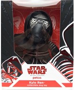 Petco Star Wars Toy Licensed Kylo Ren Force Awakens Dog Collectible Limi... - $21.99