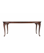 Drexel Heritage Madison Cherry II Small Queen Anne Oval Dining Table 153... - $1,299.00