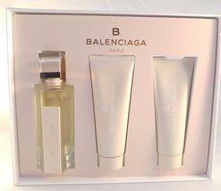 Balenciaga B Skin Balenciaga Perfume Spray 3 Pcs Gift Set  image 5