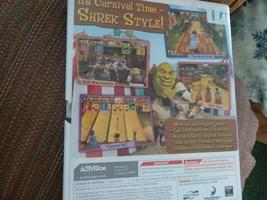 Nintendo Wii Shrek's Carnival Craze Party Games image 2