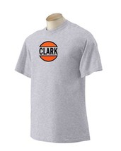 Clark Gasoline T-shirt  Decal Signs Motor Oil Gas Globes - $14.95+