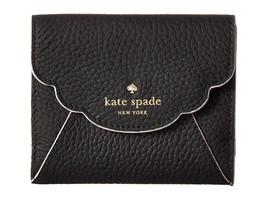 Kate Spade Leewood Place Kieran, Black Leather Wallet, #PWRU5452 –NWT MS... - $110.16