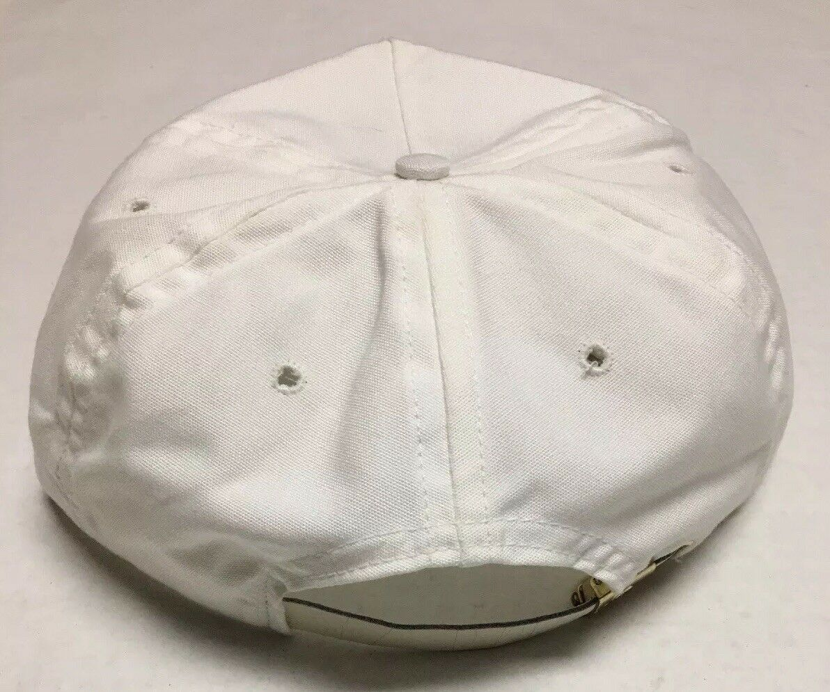 Vtg Max Rouse & Sons Inc Hat Auction Beverly Hills CA Cap Destroyed Made in USA image 6