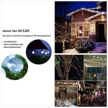 Outdoor Solar String Lights,KINGCOO Waterproof 20ft 30 LED Crystal Ball ... - $28.15