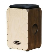 Kopf Percussion Snare Cajon S-Series Professional Box Drum Made In USA - $299.99
