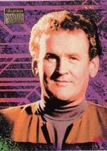 1994 Skybox Star Trek Master Series #93 Chief Miles O'Brien M/NM - $2.93