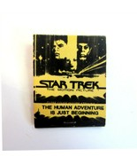 Vintage 1979 Star Trek the Motion Picture Matches Advertising Matchbook - $8.99