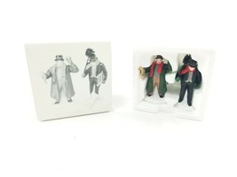 Department 56 Dickens Village Accessory Town Crier & Chimney Sweep #55697 in Box - $14.99